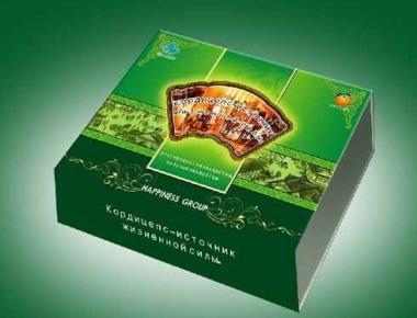 Кордицепс - источник жизненной силы (Зеленый кордицепс)